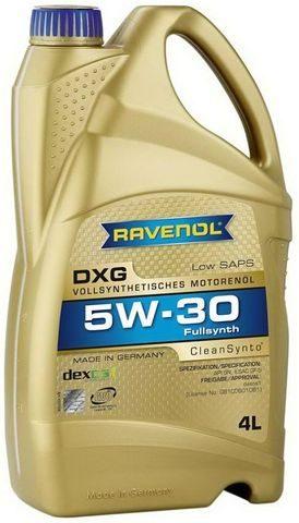 RAVENOL DXG SAE 5W-30