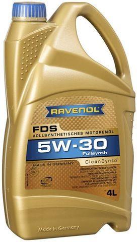 RAVENOL FDS SAE 5W-30 5 литров