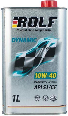 ROLF DYNAMIC 10W-40 1 литр