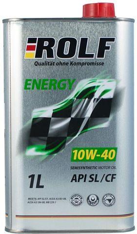 ROLF ENERGY 10W-40 SL/CF 1 литр