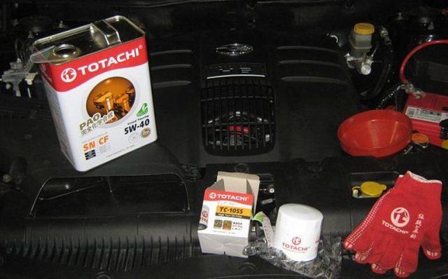 TOTACHI Grand Touring 5W40