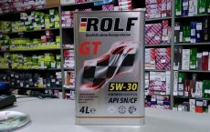 ROLF GT 5W30 SN/CF