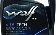 WOLF VITALTECH 5W30 ASIA/US