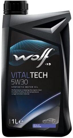 WOLF VITALTECH 5W-30 1 литр