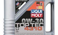 Масло LIQUI MOLY Top Tec 4310 0W30
