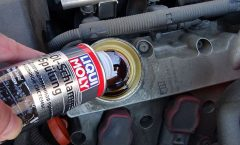 Промывка двигателя LIQUI MOLY Oil Schlamm Spulung