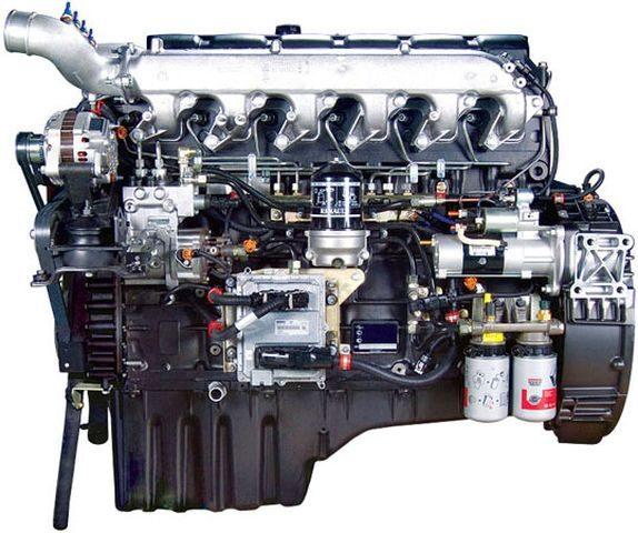 Двигатель ЯМЗ 650