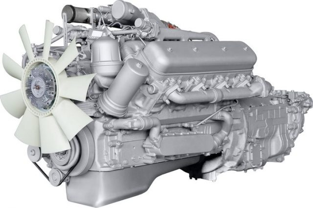Двигатель ЯМЗ-658: характеристики