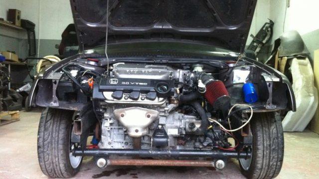 Двигатель Honda J30