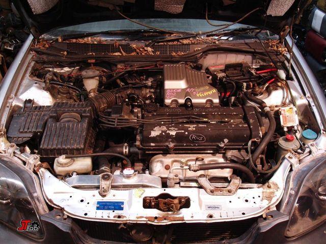 Двигатель Honda J32