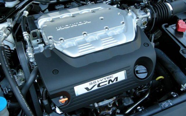 Двигатель Honda J35