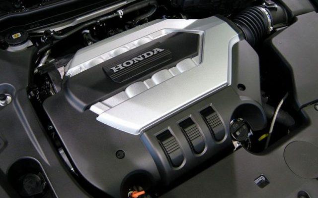 Двигатель Honda J37