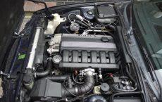 Двигатель BMW М52В25