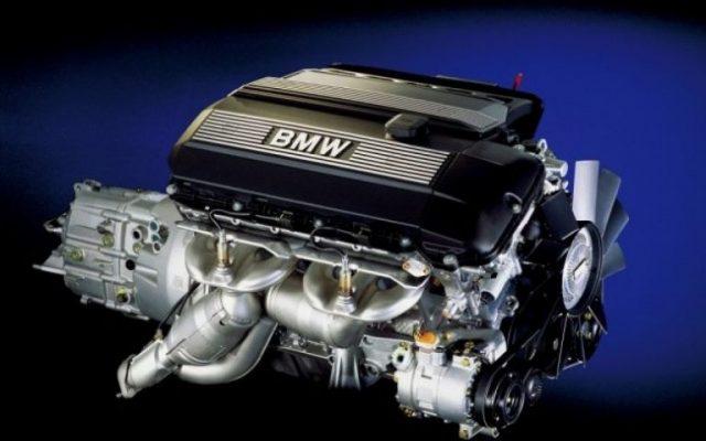 Двигатель BMW M54B22