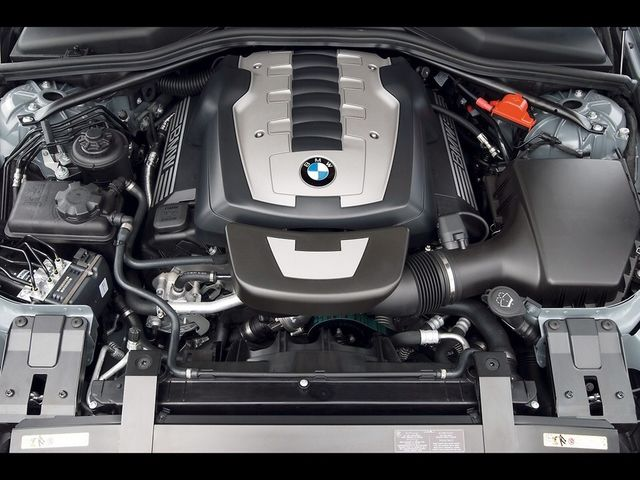 Двигатель BMW N62B48