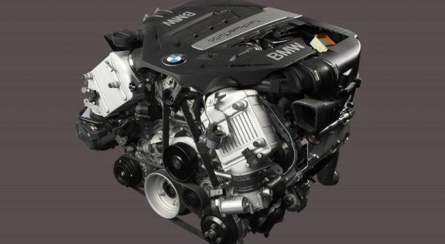 Двигатель BMW N63B44