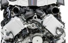 Двигатель BMW S63B44