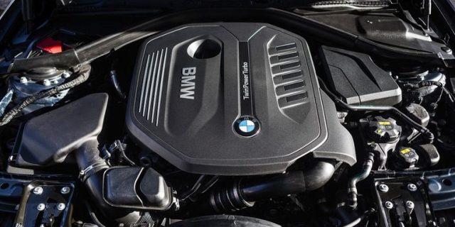 Двигатель BMW B58