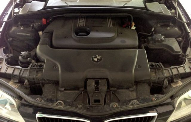 Двигатель BMW M47