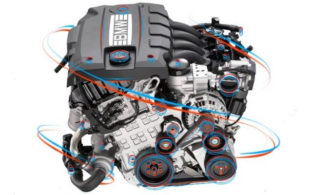 Двигатель N45B16