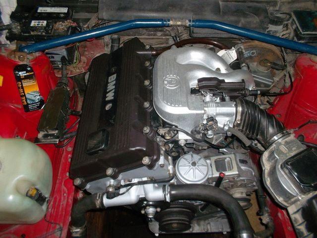 Двигатель BMW M42B18