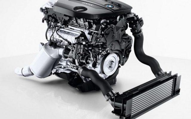 Двигатель BMW N20B20