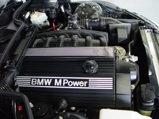 Двигатель BMW S52B32