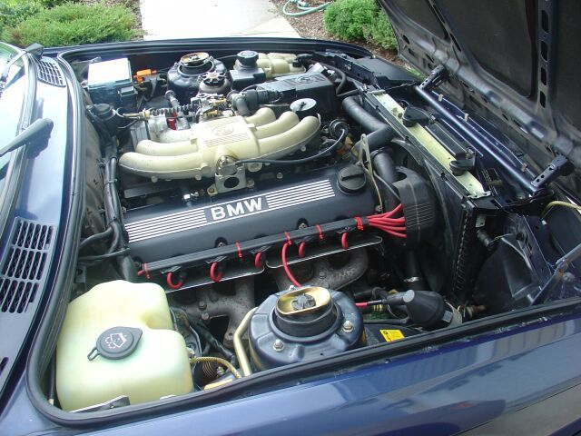 Двигатель BMW M20B25