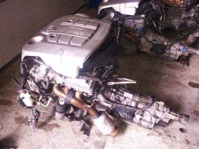Двигатель 4GR