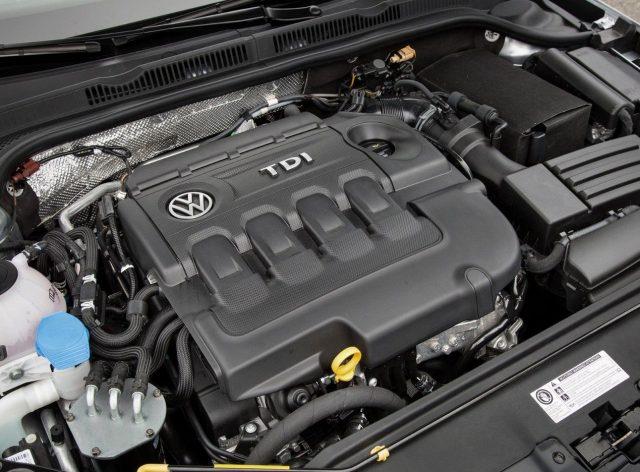 Двигатель VW Jetta