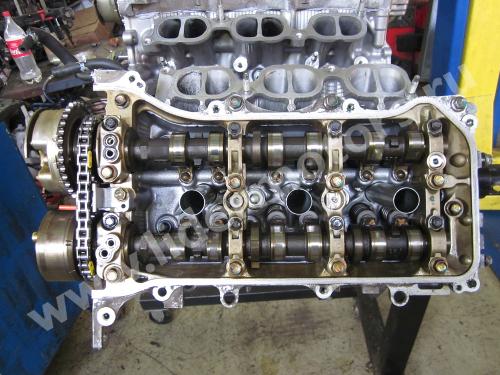 Двигатели Лексус