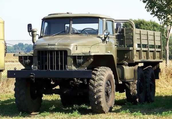 Двигатели Урал