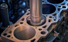 Расточка блока цилиндров двигателя