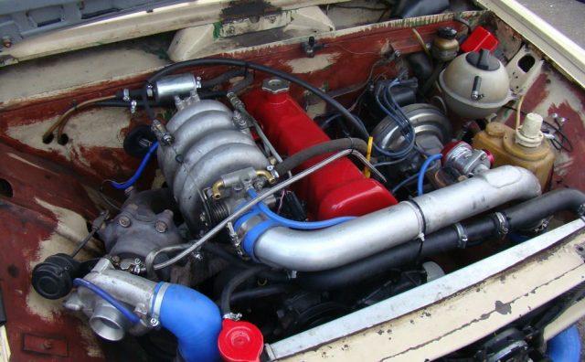 Тюнинг двигателя Нива