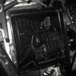 Чистим корпус воздушного фильтра Шевроле Круз