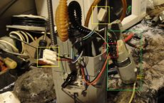 Разборка топливного модуля Шевроле Каптива
