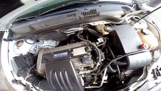 Двигатель Шевроле Кобальт