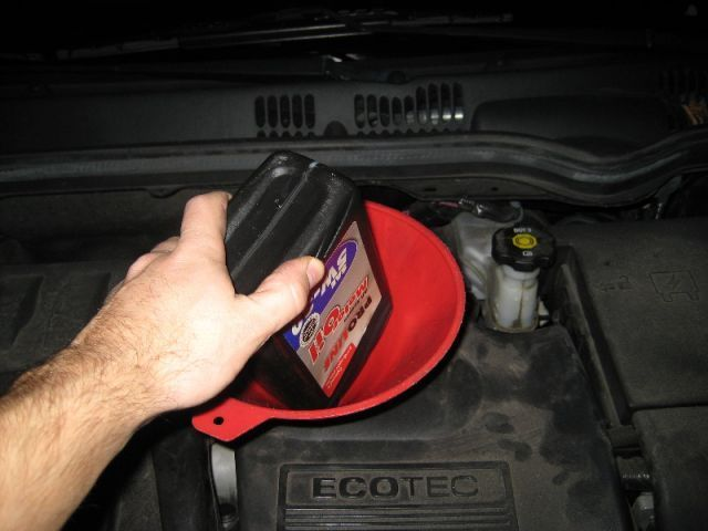 Обслуживание Chevrolet Cobalt