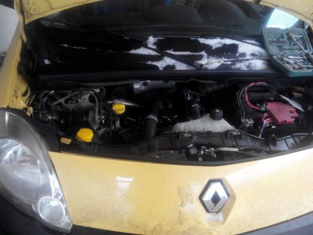 Двигатель Рено Кенгу