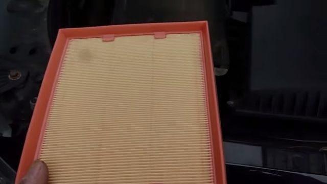 Фильтр воздуха Рено Лагуна