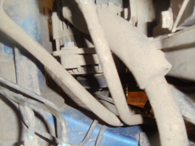 Замена ремня генератора Daewoo Matiz