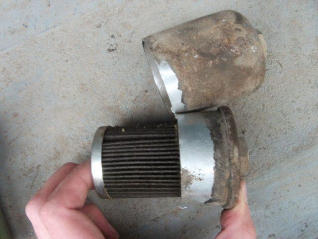 Состояние топливного фильтра Дэу Нексия