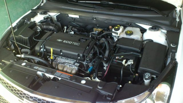 Двигатель Шевроле Орландо