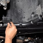 Защита двигателя Шевроле Орландо