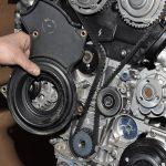 Шкивы двигателя Шевроле Орландо