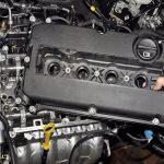 Крышка двигателя Шевроле Орландо