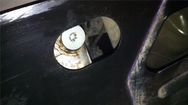 Сливная пробка двигателя Шевроле Авео