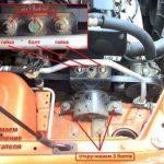 ПОдушка двигателя Шевроле Авео