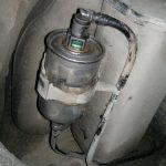 Топливный фильтр Renault Megane (бензин)