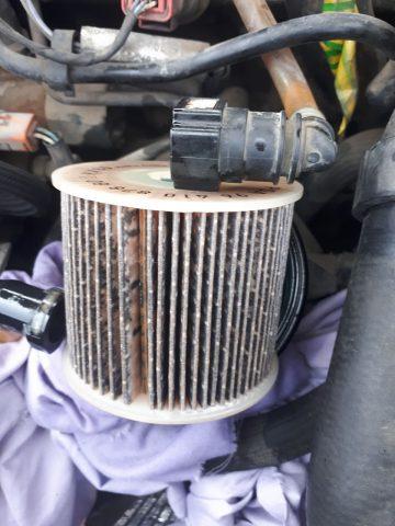 Топливный фильтр Citroen Berlingo дизель